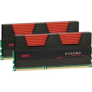 16GB GeIL EVO Two DDR3-1600 DIMM CL10 Dual Kit