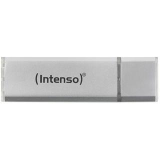 16 GB Intenso Ultra Line silber USB 3.0