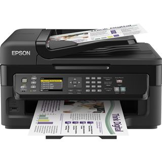 Epson WorkForce WF-2540WF Tinte Drucken/Scannen/Kopieren/Faxen USB