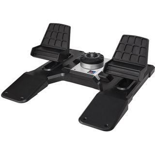 Saitek Pro Flight Cessna Rudder Pedals USB schwarz PC