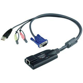 Aten KVM Switch KA7176-AX USB 2.0 + Audio VM