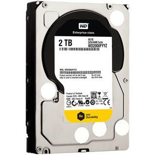 "2000GB WD RE4 WD2000FYYZ 64MB 3.5"" (8.9cm) SATA 6Gb/s"