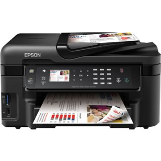 Epson WorkForce WF-3520 DWF Tinte Drucken/Scannen/Kopieren/Faxen