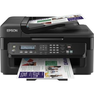 Epson WorkForce WF-2530WF Tinte Drucken/Scannen/Kopieren/Faxen USB