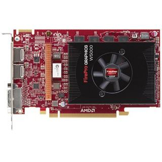 2GB AMD FirePro W5000 Aktiv PCIe 3.0 x16 (Retail)