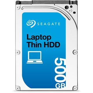 """500GB Seagate Laptop Thin HDD ST500LT025 16MB 2.5"""" (6.4cm) SATA 3Gb/s"""