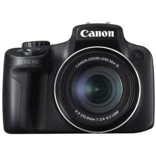 Canon PowerShot SX50 HS schwarz