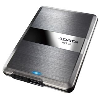 """500GB ADATA DashDrive Elite AHE720-500GU3-CTI 2.5"""" (6.4cm) USB 3.0 silber"""