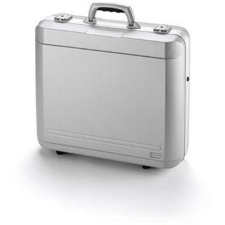 """Dicota Notebook-Koffer DataSmart Compact silber, bis 14"""""""