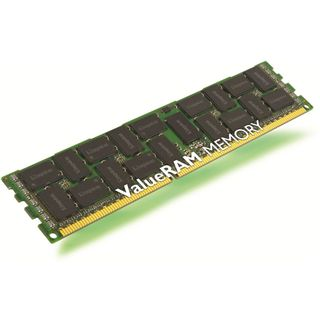 16GB Kingston ValueRAM DDR3L-1333 regECC DIMM CL9 Single