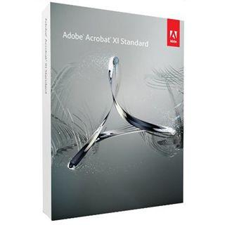 Adobe Acrobat XI 11 32/64 Bit Englisch Office Vollversion PC (DVD)