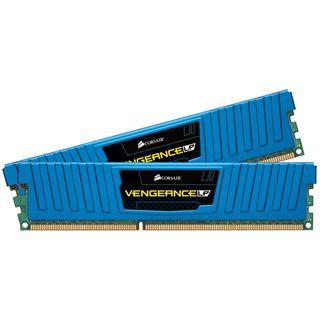 16GB Corsair Vengeance LP blau DDR3-1600 DIMM CL10 Dual Kit