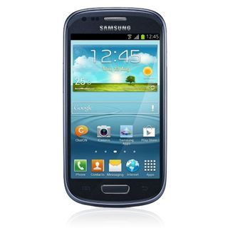 Samsung Galaxy S3 Mini I8190 8 GB blau