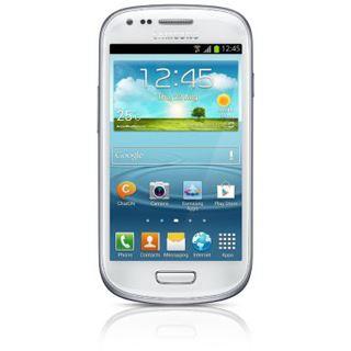 Samsung Galaxy S3 Mini I8190 8 GB weiß