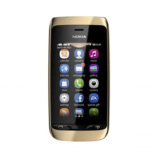 Nokia Asha 308 Dual SIM 128 MB gold
