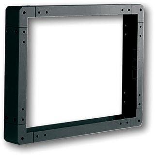 Digitus Sockel 1HE 600x600mm, schwarz
