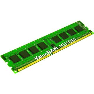 8GB Kingston ValueRAM Intel DDR3L-1333 regECC DIMM CL9 Single