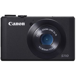 Canon PowerShot S110 schwarz