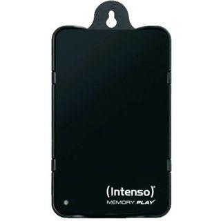 """500GB Intenso MemoryPlay 6,35cm (2,5"""") mit TV-Halterung"""