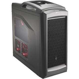 CoolerMaster CM Storm Scout 2 Midi Tower ohne Netzteil Gunmetal