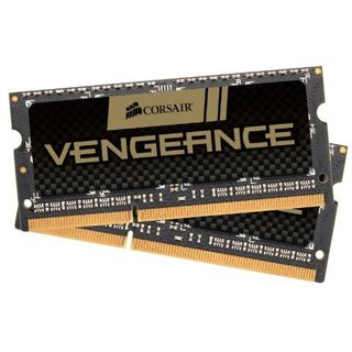 16GB Corsair Vengeance DDR3-1866 SO-DIMM CL10 Dual Kit