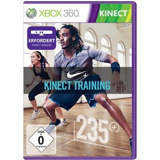 Microsoft Nike+ Kinect Training (deutsch)(Xbox360)