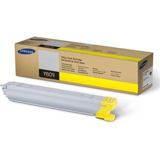 Samsung Toner CLT-Y809S/ELS gelb