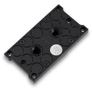 EK Water Blocks EK-Supreme LTX AMD - Acetal Nickel CSQ Acetal/Kupfer (vernickelt) CPU Kühler