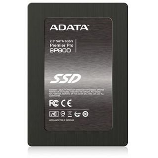"64GB ADATA Premier Pro SP600 2.5"" (6.4cm) SATA 6Gb/s MLC"