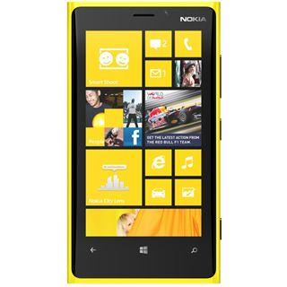 Nokia Lumia 920 32 GB gelb