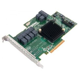 Adaptec RAID 72405 24 Port Multi-Lane PCIe 3.0 x8 Multi-lane-Anschluss bulk