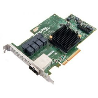 Adaptec RAID 71685 24 Port Multi-Lane PCIe 3.0 x8 Multi-lane-Anschluss bulk