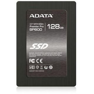 "128GB ADATA Premier Pro SP600 2.5"" (6.4cm) SATA 6Gb/s MLC"