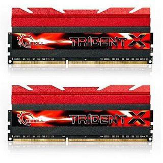 16GB G.Skill TridentX DDR3-1600 DIMM CL7 Dual Kit