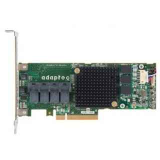 Adaptec 71605 4 Port Multi-lane PCIe 3.0 x8 Low Profile bulk