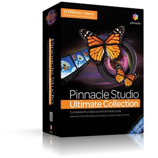 Corel Pinnacle Studio Ultimate Collection 16 (multilingual)