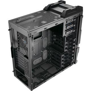 AeroCool Mechatron Black Edition Window Midi Tower ohne Netzteil schwarz
