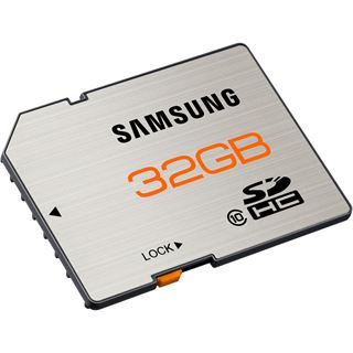 32 GB Samsung Standard SDHC Class 6 Bulk