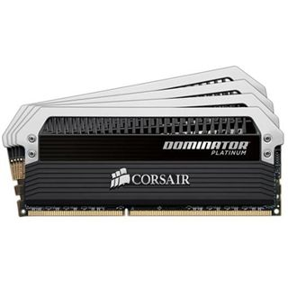 16GB Corsair Dominator Platinum DDR3-2400 DIMM CL10 Quad Kit