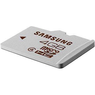 4 GB Samsung Essential microSDHC Class 4 Bulk