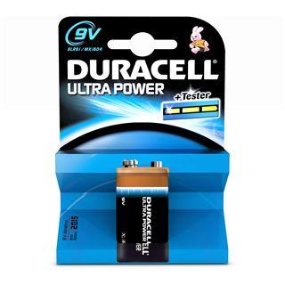 Duracell Ultra Power MN1604 Plus Silber 9.0 V 1er Pack