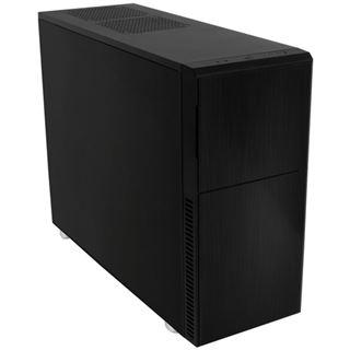 Nanoxia Deep Silence 2 gedämmt Midi Tower ohne Netzteil schwarz