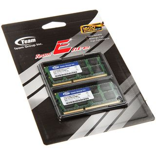 16GB TeamGroup Elite Series DDR3-1600 SO-DIMM CL11 Dual Kit
