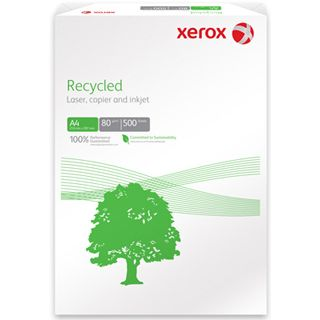 Xerox Recycled Kopierpapier 29.7x21 cm (500 Blatt)