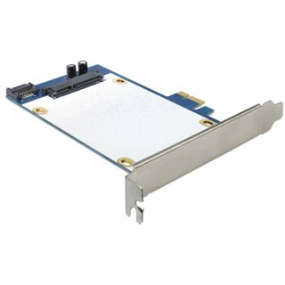 Delock 89342 1 Port PCIe 2.0 x1 retail