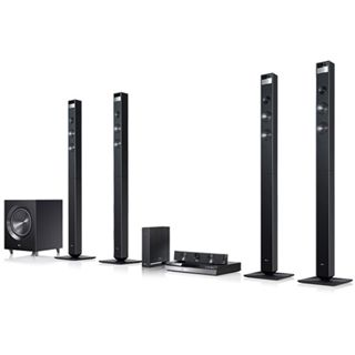 LG Electronics Blu-ray Heimkinosystem 1100W BH9520T schwarz