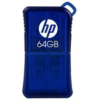 64 GB PNY HP Serie V165W blau USB 2.0