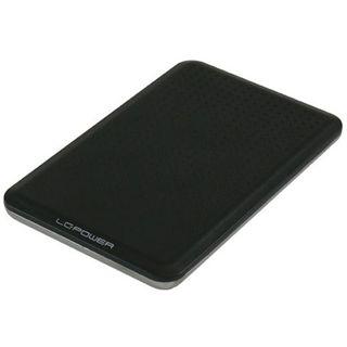 """LC-Power LC-25BU3 2.5"""" (6,35cm) USB 3.0 schwarz"""