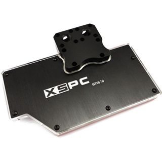 XSPC Razor GTX670 Full Cover VGA Kühler