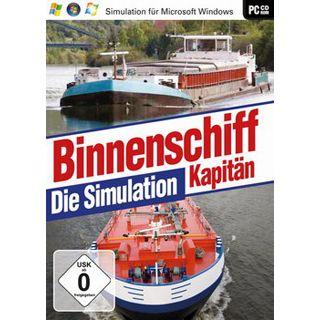 Binnenschiff Kapitän - Die Simulation PC